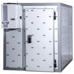 Фото №1. Холодильные камеры с профильным соединением