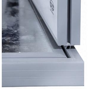 Фото №2. Холодильные камеры с профильным соединением