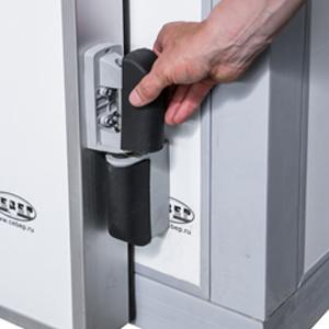 Фото №4. Холодильные камеры с профильным соединением