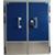 Распашные двустворчатые холодильные двери в Екатеринбурге