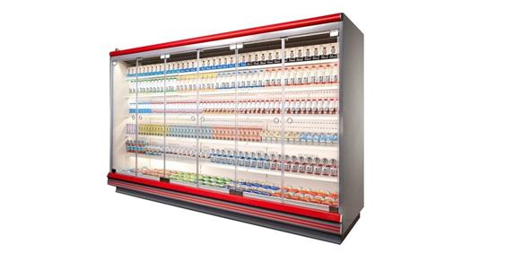 Витрина холодильная среднетемпературная «МАНГО-ВХС» (ТМ «СЕВЕР») в Красноярске